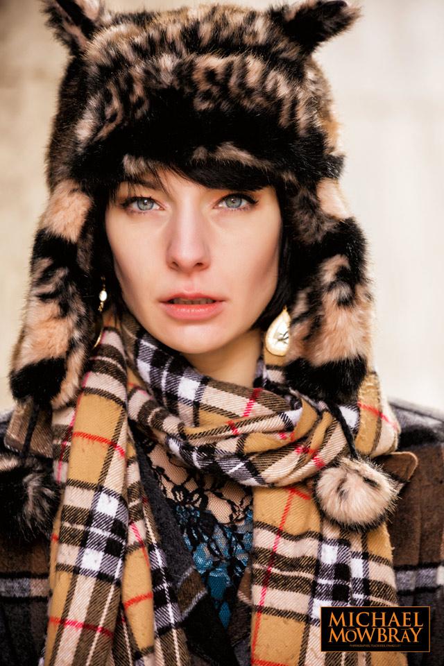 Model: Erin Thomson